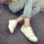 รองเท้าผ้าใบแฟชั่นเทปปะ thumbnail 7