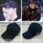 หมวก R.SHEMISTE BLACK แบบ SEHUN thumbnail 1