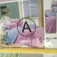 ผ้าปูที่นอน สีพื้น เกรดA 6ฟุต 5ชิ้น คละลาย ชุดละ 165 บาท ส่ง 40ชุด thumbnail 9
