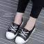 รองเท้าผ้าใบแฟชั่น (หนัง) พรีออเดอร์ thumbnail 6