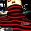 เสื้อแขนยาว Raf simons RedBlack Sty.G-Dragon -ระบุไซต์- thumbnail 3