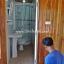 บ้านไม้สัก ขนาด 4*6 เมตร ประตูสไลด์ ทุกบาน ราคา 450000 บาท thumbnail 6