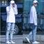 เสื้อแขนยาว VETEMENTS WHITE Sty.KRIS EXO -ระบุไซต์- thumbnail 1