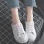 รองเท้าผ้าใบเปิดส้นเชือกไล่สี (สินค้าพร้อมส่ง) thumbnail 13