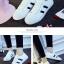 รองเท้าผ้าใบแฟชั่น ขนาด 35-39 (พรีออเดอร์) thumbnail 8