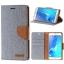 Samsung Note4 - เคสฝาพับ Mercury Canvas Diary แท้ thumbnail 24