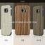 Samsung Galaxy S7 - เคสลายไม้ TPU ROCK แท้ thumbnail 1