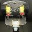โครงรถ Smart 2WD Robot Car อะคิริสีขาว thumbnail 2