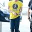 เสื้อยืด G-Dragon ELVIS -ระบุสี/ไซต์- thumbnail 3