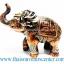 ของพรีเมี่ยม ของที่ระลึกไทย ช้าง แบบ 18 Size M สีทองแดง thumbnail 1