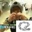 สร้อยข้อมือสีเงินแบบ Luhan EXO Show time thumbnail 1