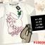 F10036 เสื้อยืด แขนสั้น สกรีนลาย กระต่าย PLAY BOY(งานปักอก) สีขาว thumbnail 1