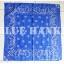 ผ้าพันคอBandannasไซส์บิ๊ก 28นิ้ว สีน้ำเงิน thumbnail 2