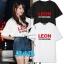 เสื้อยืด LEON Sty.GFRIEND-ระบุสี/ไซต์- thumbnail 1
