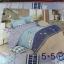 ผ้าปูที่นอน คละลาย การ์ตูน เกรดB 5ฟุต 5ชิ้น คละลาย ชุดละ 135 บาท ส่ง 40ชุด thumbnail 1