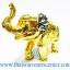 ของพรีเมี่ยม ของที่ระลึกไทย ช้าง แบบ 19 Size M สีทอง thumbnail 2