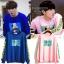 เสื้อแขนยาว 0911 BOWIE CREWNECK Sty.Yugyeom -ระบุสี/ไซต์- thumbnail 1