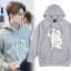 HOODIE EXO Sty.Sehun Xiumin Kai -ระบุสี/ไซต์- thumbnail 1