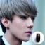 ต่างหูสีดำแบบ EXO SEHUN คู่ละ thumbnail 1