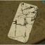 iPhone 7 - เคสแข็งปิดขอบ ลายหินอ่อน (สีขาว,สีดำ) thumbnail 21