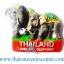 ที่ติดตู้เย็น ช้างไทย แบบ 85 thumbnail 1