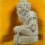 พระฤาษีวาสุเทพ ไจยะเบงชร เนื้อผง ครูบาอิน อินโท วัดคันธาวาส(ทุ่งปุย) จ.เชียงใหม่ หายาก thumbnail 3