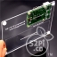 Raspberry Pi acrylic raspberry breadboard experimental base ฐานทดลองสำหรับ Raspberry PI thumbnail 4