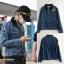 Jacket Jeans Sty. G-Dragon -ระบุไซต์- thumbnail 1