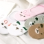 Cute socks ถุงเท้าแฟชั่นลายน่ารัก (3 คู่ 100 บาท) thumbnail 4