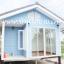 บ้านน็อคดาวน์ดาวน์ บ้าน ขนาด 4*6 เมตร (1 ห้องนอน 1 ห้องนั่งเล่น 1 ห้องน้ำ) thumbnail 2