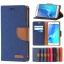 Samsung Note4 - เคสฝาพับ Mercury Canvas Diary แท้ thumbnail 1