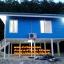 บ้านโมบาย ขนาด 6*7 เมตร ระเบียง 3*3 เมตร ยกสุง 2 เมตร (2ห้องนอน 2ห้องน้ำ 1ห้องรับเเขก) thumbnail 16
