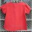 """เสื้อยืด สแปนเดก สีแดง แขนตุ๊กตาน่ารัก สกรีน """"Benji Girl Jeans"""" ยี่ห้อ Benji-Jeans thumbnail 2"""