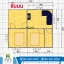 บ้านน็อคดาวน์ขนาด 7*6 เมตร (4ห้องนอน 2ห้องน้ำ 1ห้องรับเเขก 1ห้องครัว) thumbnail 16
