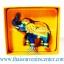 ของพรีเมี่ยม ของที่ระลึกไทย ช้าง แบบ 16 Size S สีน้ำเงิน thumbnail 5