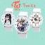 นาฬิกาข้อมือการ์ตูน Twice -เลือกแบบ- thumbnail 1