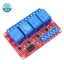 Relay 4 Channel 24V relay Active High / LOW Relay Module Shield 250V/10A relay 24v thumbnail 3
