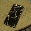 iPhone 7 - เคสแข็งปิดขอบ ลายหินอ่อน (สีขาว,สีดำ) thumbnail 9