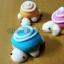 ตุ๊กตาไอซิ่งรูปเต่าน่ารัก ( 20 ชิ้น ) thumbnail 1