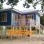 บ้านโมบาย ขนาด 6*7 เมตร ระเบียง 3*3 เมตร ยกสุง 2 เมตร (2ห้องนอน 2ห้องน้ำ 1ห้องรับเเขก) thumbnail 3