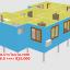 CD01 บ้านตัวอย่าง 11*6.5 เมตร 4 ห้องนอน 3 ห้องน้ำ 1 ห้องนั่งเล่น 1 ห้องครัว 768,000 บาท เพิ่มระเบียงหลังคาคลุม 2*4 ราคา 68,000 รวม 835,000 บาท thumbnail 6