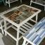 โต๊ะไม้+กระจก ของแต่งร้านกาแฟน่ารักๆ thumbnail 1