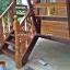 บ้านไม้สัก ขนาด 4*6 เมตร ประตูสไลด์ ทุกบาน ราคา 450000 บาท thumbnail 13