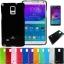 Samsung Note4 - เคส TPU Mercury Jelly Case (GOOSPERY) แท้ thumbnail 2