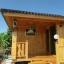 บ้านไม้สน ขนาด 3*5.5 เมตร (1 ห้องนอน 1 ห้องน้ำ) thumbnail 16