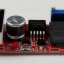 LM2596 DC-DC Adjustable Step-Down Power Supply Module buck converter Red LED display Voltmeter/ Button Switch thumbnail 3