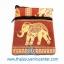 ของฝากจากไทย กระเป๋าสะพายลายช้างมินิ (แพ็ค 6 ชิ้น คละสี) thumbnail 4