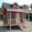 บ้านโมบายสไตล์ตะวันตก ขนาด 3*4 เมตร (1 ห้องนอน 1 ห้องน้ำ) thumbnail 2