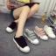 รองเท้าผ้าใบแฟชั่นเทปปะ thumbnail 9
