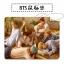 แผ่นรองเมาส์ BTS LOVE YOURSELF thumbnail 1